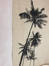 Load image into Gallery viewer, Palm Linen Tea Towel