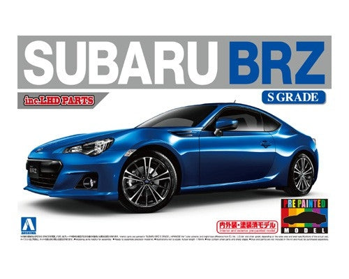 Subaru BRZ S Grade - Chester Model Centre