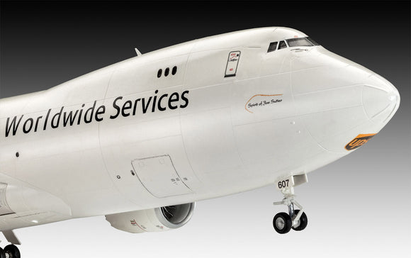 Revell 03912 1/144 Boeing 747-8F UPS - Chester Model Centre