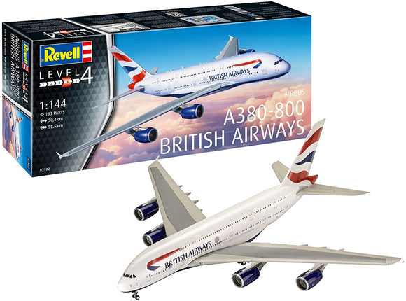 Airbus A380-800 British Airways - Chester Model Centre