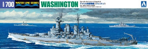 U.S Navy Battleship Washington - Chester Model Centre