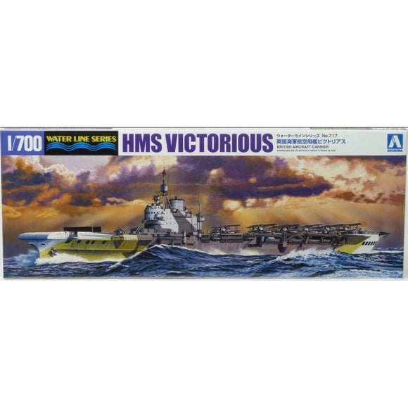 HMS Victorious - Chester Model Centre