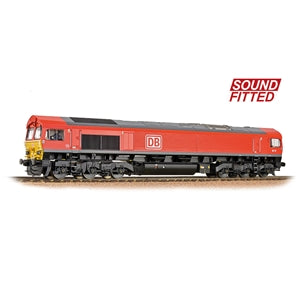 Bachmann 32-734BSF Class 66/0 66117 DB Cargo (DCC Sound) - Chester Model Centre