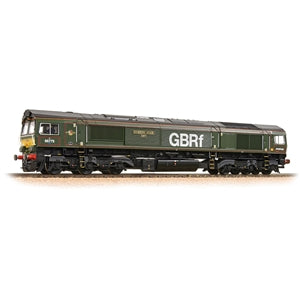 Bachmann 32-983 Class 66/7 66779 'Evening Star' GBRf Brunswick Green