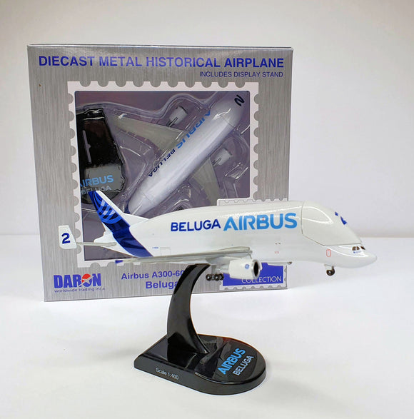PS5822-1 POSTAGE STAMP AIRBUS HOUSE A300-600ST 1/400 BELUGA #2 - Chester Model Centre