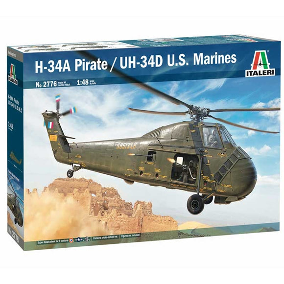 H-34A Pirate/UH-34D U.S. Marines - Chester Model Centre