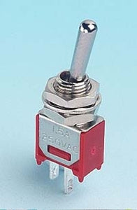 PACK OF 5 SUB MINIATURE SWITCHES SPDT - Chester Model Centre