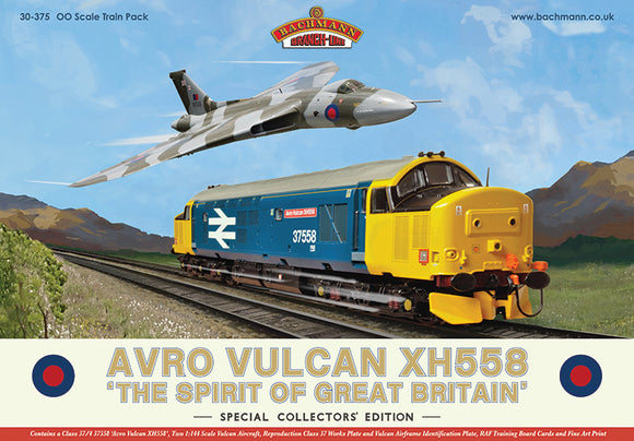 Avro Vulcan XH558 Collectors Pack - Chester Model Centre