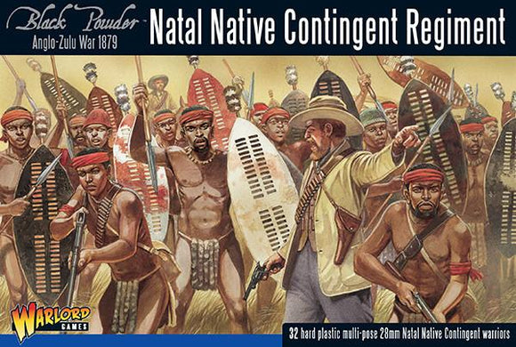 Natal Native Contingent - Chester Model Centre