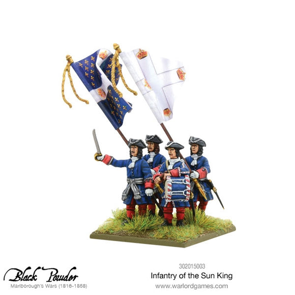 Infantry of the Sun King - Chester Model Centre
