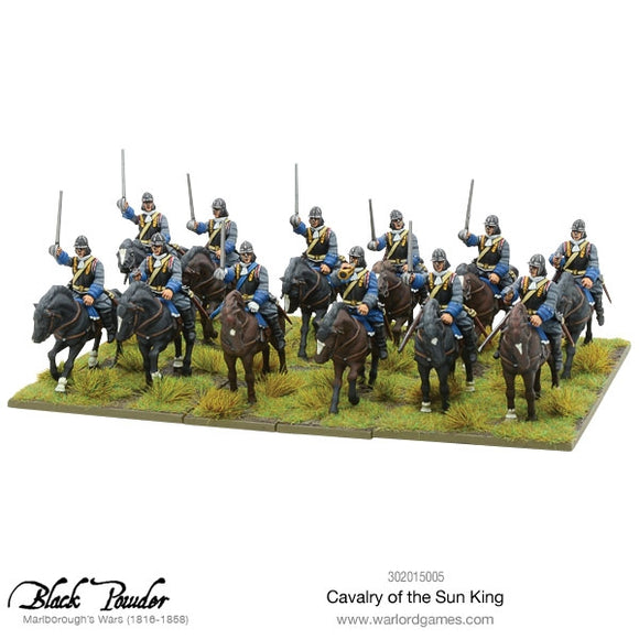 Cavalry of the Sun King - Chester Model Centre