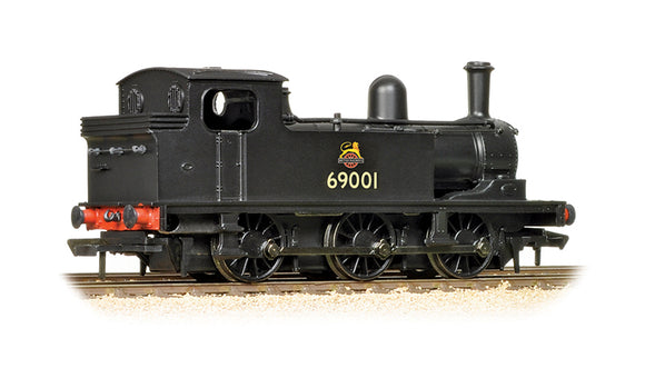 LNER J72 Class 38733 BR Black Early Emblem - ChesterModelCentre
