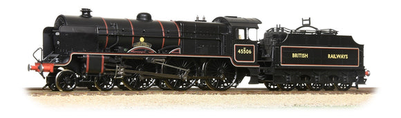 Patriot Class 45506 The Royal Pioneer Corps British Locomotives