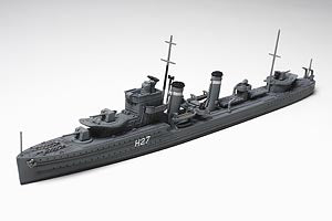 31909 British E Class Destroyer - Chester Model Centre