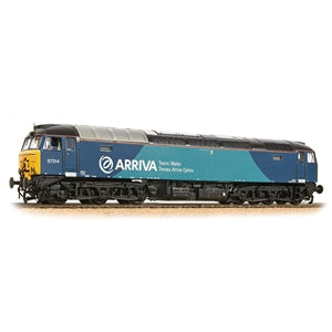 Bachmann 32-755A Class 57/3 57314 Arriva Trains Wales (Revised) - Chester Model Centre