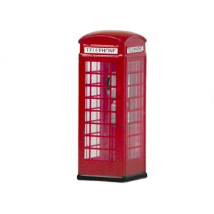 Bachmann EFE E99623 OO Gauge Telephone Box - Chester Model Centre