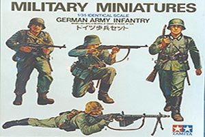 German Army Infantry - ChesterModelCentre