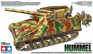 German Heavy Self-Propelled Howitzer Hummel Late Production - Chester Model Centre