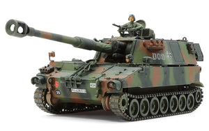 German Bundeswehr M109A3G - Chester Model Centre