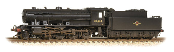 WD Austerity Class 2-8-0 90441 BR Black Early Emblem Weathered