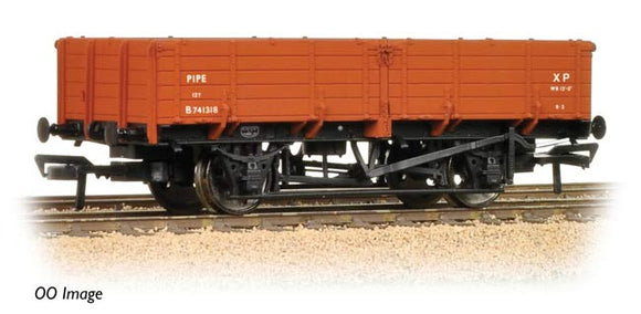 12 Ton Pipe Wagon BR Bauxite (Early) - ChesterModelCentre