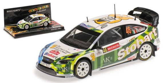 Ford Focus RS WRC - ChesterModelCentre