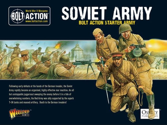 Soviet Army Starter Army - Chester Model Centre