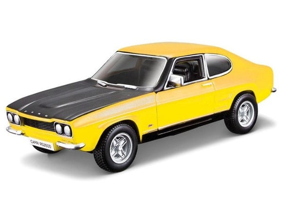 1970 Ford Capri RS2600 - Chester Model Centre