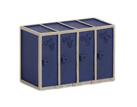 Cycle Cabinets (x2) - ChesterModelCentre