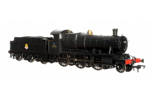 Dapol OO Gauge 4S-043-004 2-6-0 Mogul 6324 Black Early Crest Era 4 - Chester Model Centre