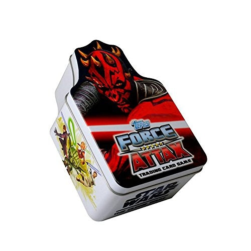 Star Wars Force Attax - Chester Model Centre