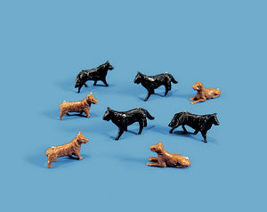 Peco OO Gauge Dogs - Chester Model Centre