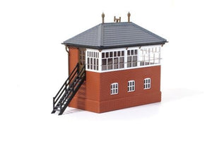 GWR Brick Signal Box - Chester Model Centre