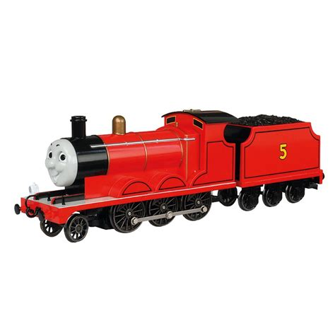 James The Red Engine w/Moving Eyes DCC Ready - ChesterModelCentre