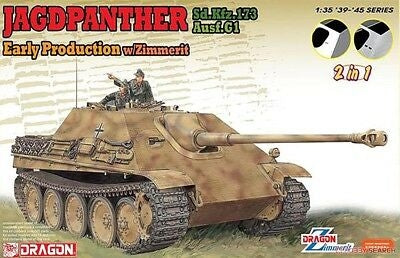 Jagdpanther Early Production - ChesterModelCentre