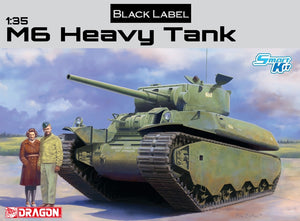 M6 Heavy Tank - Chester Model Centre