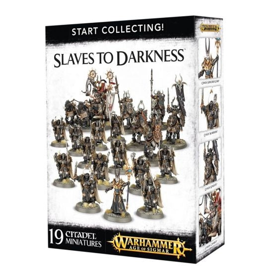 Start Collecting Slaves to Darkness - Chester Model Centre