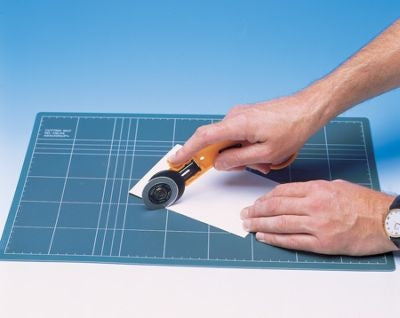 A4 CUTTING MAT - 300 X 220MM - Chester Model Centre