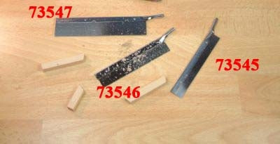 N0 239 RAZOR SAW BLADE CARDED - ChesterModelCentre