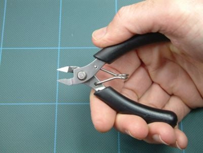 MICRO PLIER S/STEEL SIDE CUTTR - ChesterModelCentre