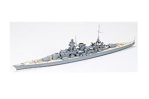 77518 Scharnhorst Battleship - Chester Model Centre