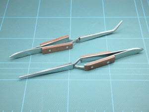 CROSSLOCK TWEEZER STRAIGHT - Chester Model Centre