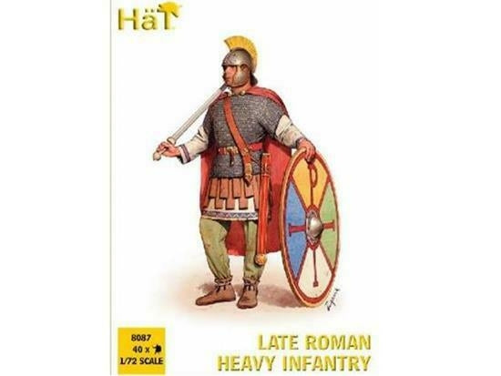 Late Roman Heavy Infantry - ChesterModelCentre
