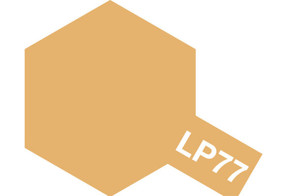 LP-77 Light Brown DAK 1942 Lacquer Paint - Chester Model Centre