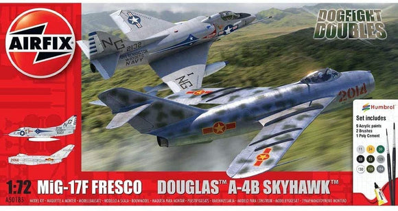 Dogfight Doubles MiG-17F Fresco / Douglas A-4B Skyhawk - Chester Model Centre
