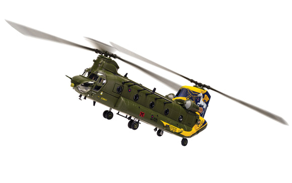 Boeing Chinook HC.4 ZH777 RAF No. 28 Sqn 100 Years Anniversary Scheme - Chester Model Centre
