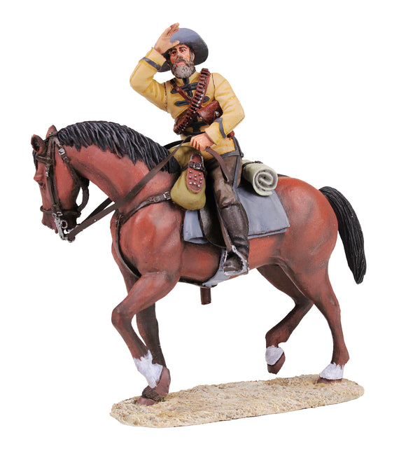 Mounted Frontier Light Horse - 2 Piece Set - Chester Model Centre
