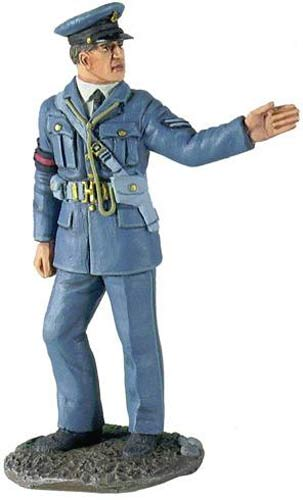 RAF Military Policeman - Chester Model Centre