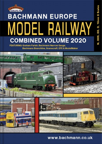 Bachmann Model Railway Combined Catalogue 2020