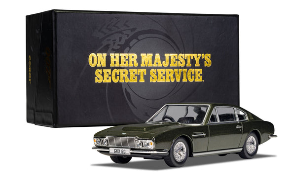 James Bond Aston Martin DBS 'On Her Majesty's Secret Service' - Chester Model Centre